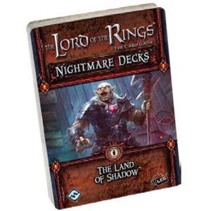 The Lord of the Rings: The Card Game - Nightmare Decks: The Land of Shadow
