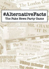 #AlternativeFacts