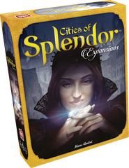 Cities of Splendor *PRE-ORDER*