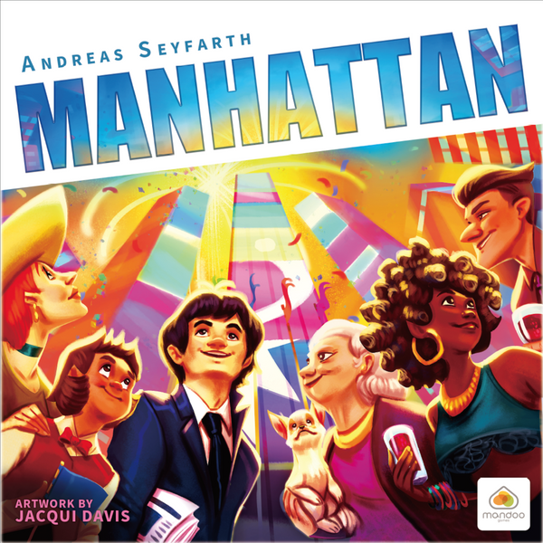 Manhattan (New Edition)
