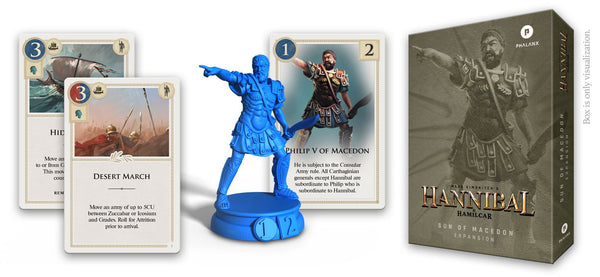 Hannibal & Hamilcar: Sun of Macedon