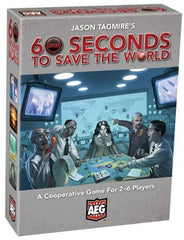 60 Seconds to Save the World *PRE-ORDER*