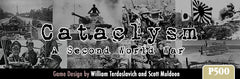 Cataclysm: A Second World War *PRE-ORDER*