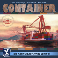 Container: 10th Anniversary Jumbo Edition! *PRE-ORDER* (Canada only, see notes for US customers)