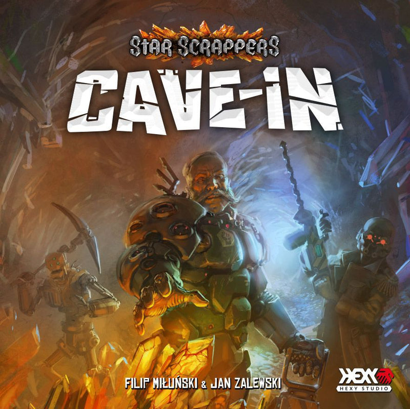 Star Scrappers: Cave-in (Import)