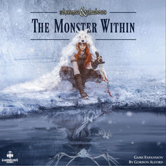 Of Dreams & Shadows: The Monster Within *PRE-ORDER*