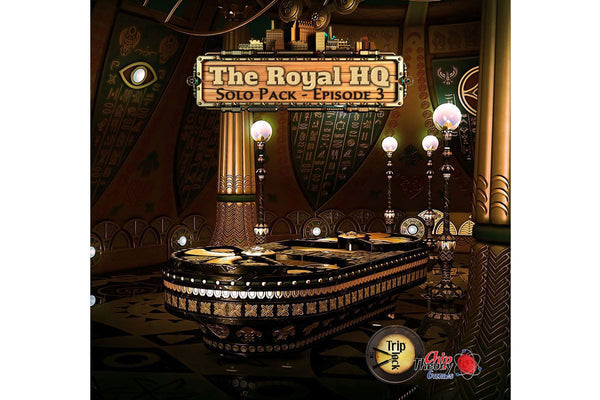 Triplock: The Royal HQ Solo Pack