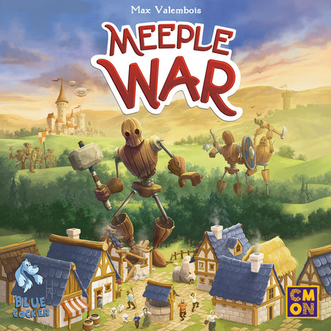 Meeple War (CMON Limited Edition)