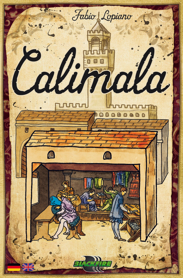 Calimala (Stronghold Games Edition)