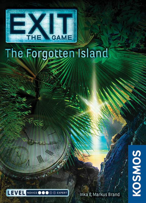 Buy Exit: The Game - The Forgotten Island – BoardGameBliss