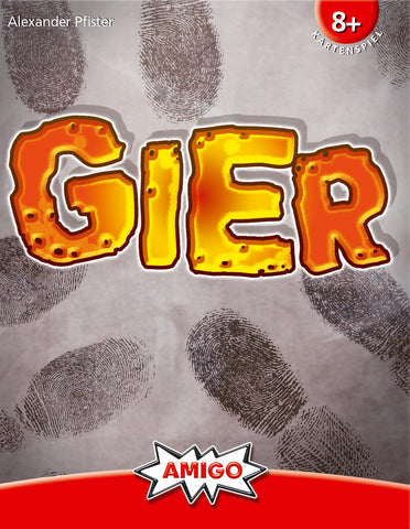 Gier (German Import)