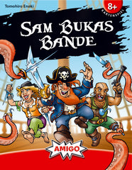 Sam Bukas Bande (aka Dungeon Busters) (German Import)