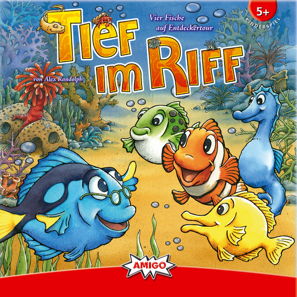 Tief im Riff (German Import)
