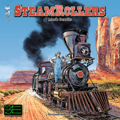 SteamRollers (Stronghold Games Edition)