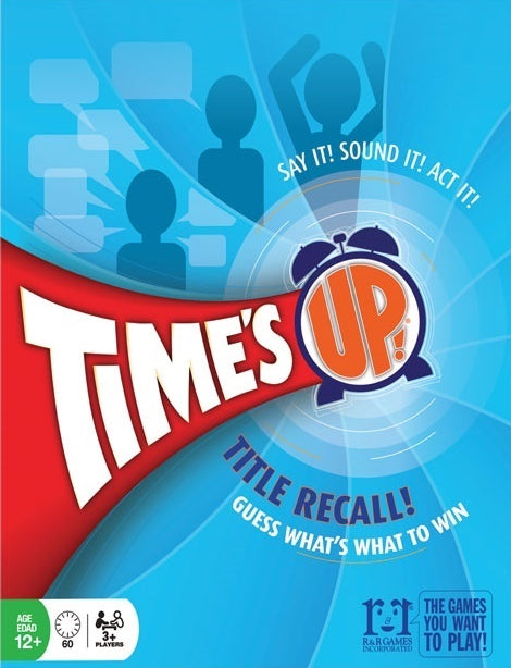 Time's Up! Title Recall! (4th Edition)