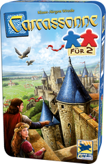 Carcassonne für 2 (German Import)