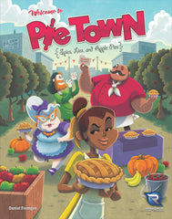 Pie Town: Spies, Lies, and Apple Pies