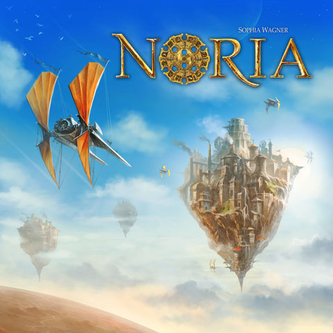 Noria (Stronghold Games Edition) *PRE-ORDER*