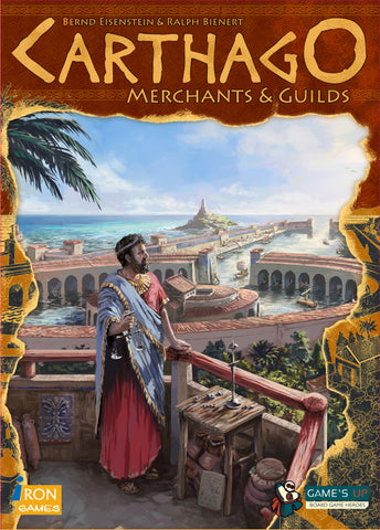 Carthago: Merchants & Guilds (Irongames Edition)