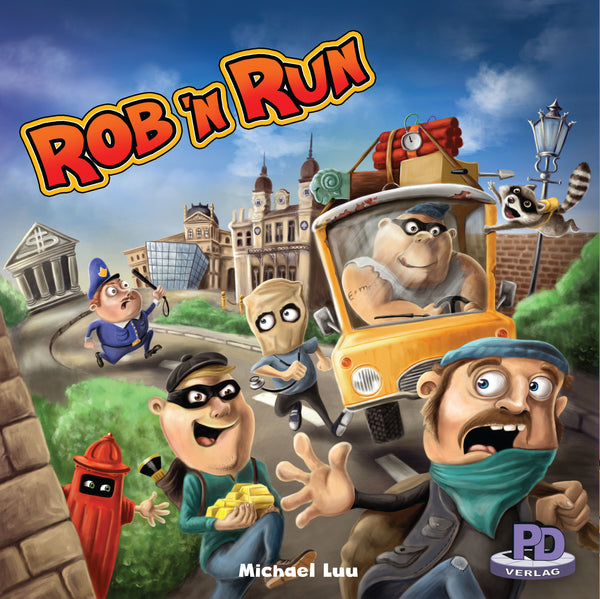 Rob 'n Run (Rio Grande Games Edition)