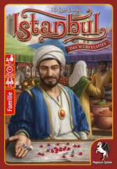 Istanbul: The Dice Game (AEG Edition)
