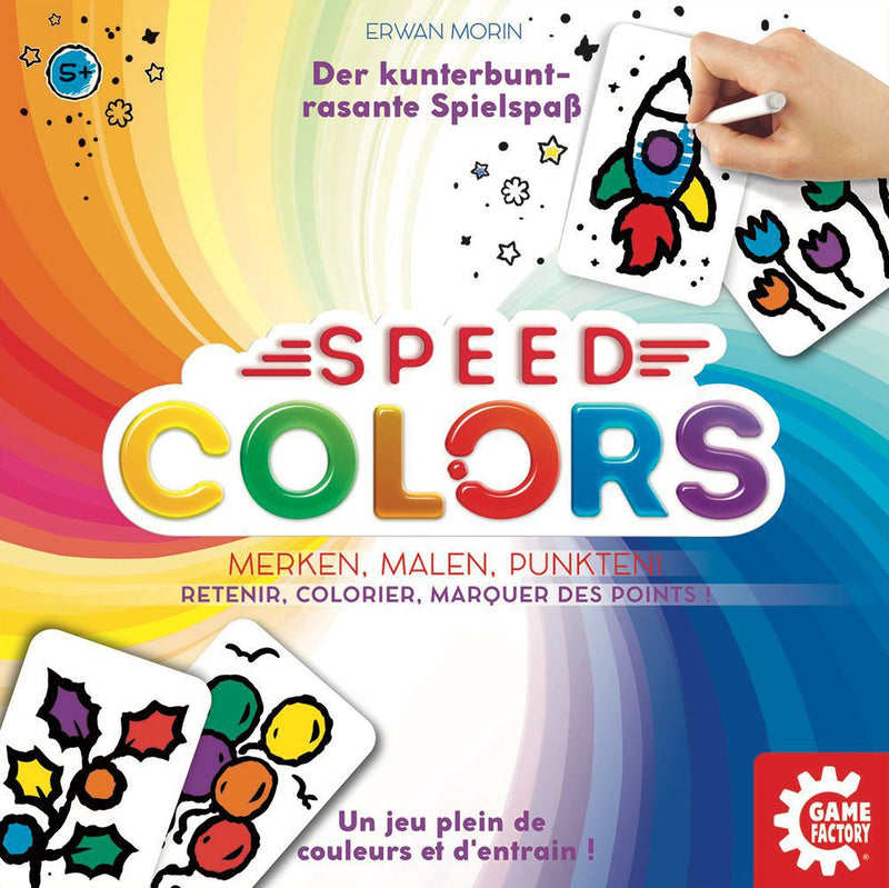 Speed Colors (German Import)