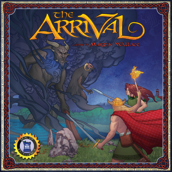 The Arrival (Cryptozoic Edition)