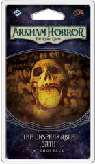 Arkham Horror: The Card Game - The Unspeakable Oath Mythos Pack