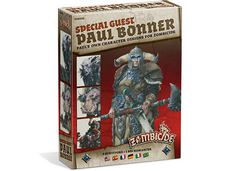 Zombicide: Green Horde Special Guest Box – Paul Bonner