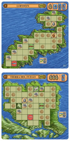 A Feast for Odin: Lofoten, Orkney, and Tierra del Fuego (German Edition)