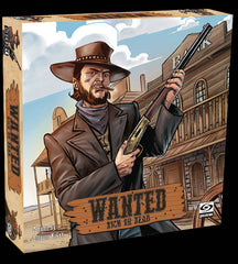 Wanted: Rich or Dead *PRE-ORDER*