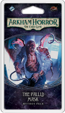 Arkham Horror: The Card Game - The Pallid Mask Mythos Pack