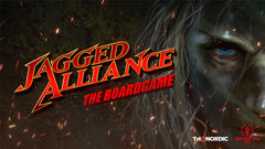 Jagged Alliance: The Board Game (Import)