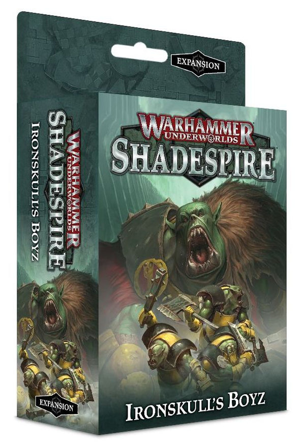 Games Workshop - Warhammer Underworlds: Shadespire - Ironskull's Boyz