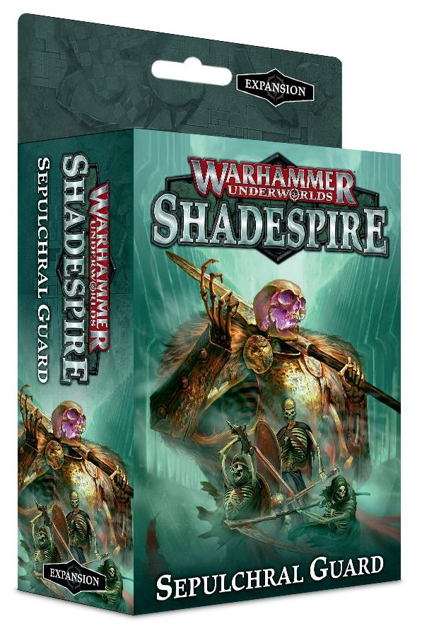 Games Workshop - Warhammer Underworlds: Shadespire - Sepulchral Guard