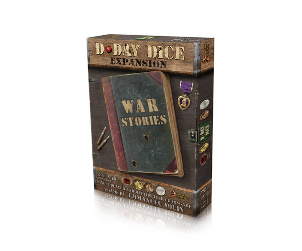 D-Day Dice (Second edition): War Stories *PRE-ORDER*