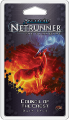Android: Netrunner – Council of the Crest