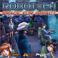 Robotech: Brace for Impact *PRE-ORDER* (ETA May 2019)