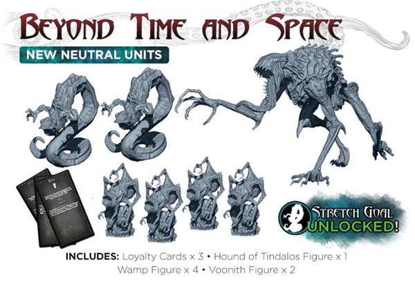 Cthulhu Wars: Beyond Space & Time