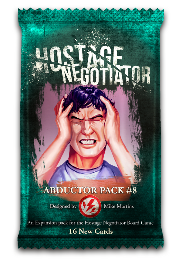 Hostage Negotiator: Abductor Pack 8