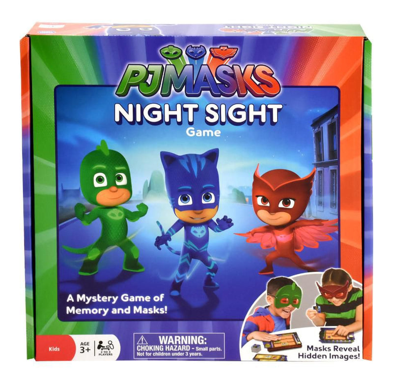 PJ Masks: Night Sight