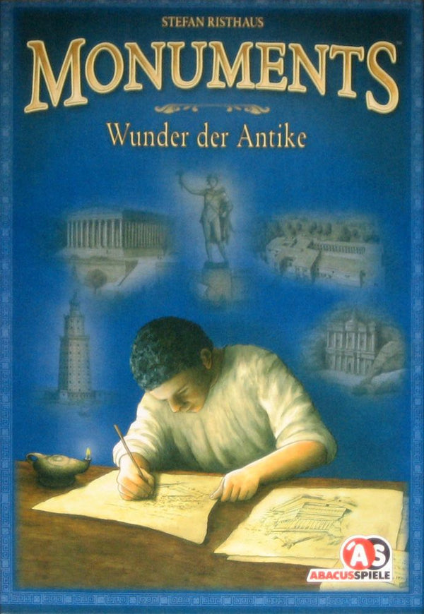 Monuments: Wonders of Antiquity (German Import)