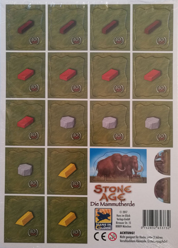 Stone Age: The Mammoth Herd (Import)