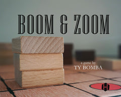 Boom & Zoom (second edition)