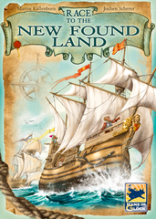 Race to the New Found Land *PRE-ORDER*