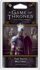 A Game of Thrones: The Card Game (Second Edition) – The Faith Militant *PRE-ORDER*