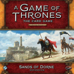 A Game of Thrones: The Card Game (Second Edition)  – Sands of Dorne *PRE-ORDER*