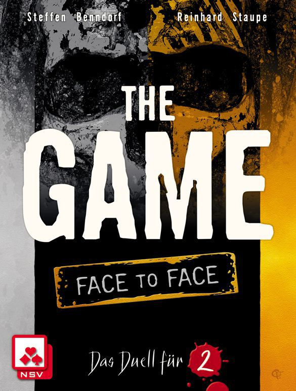 The Game: Face to Face (German Import)