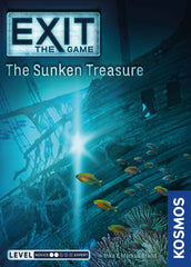 Exit: The Game – The Sunken Treasure *PRE-ORDER*