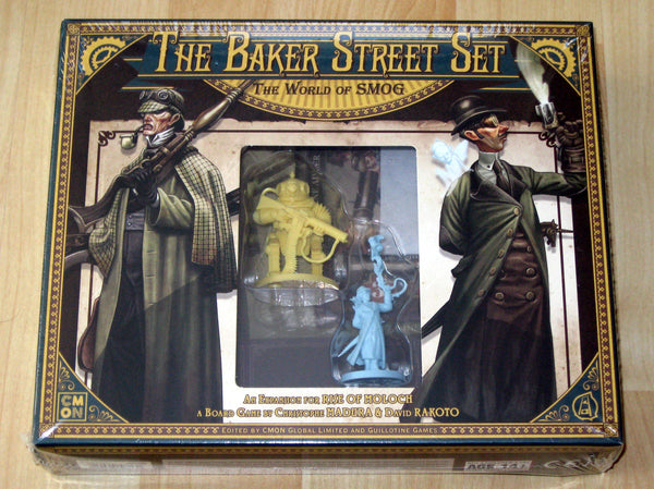 The World of SMOG: Rise of Moloch – The Baker Street Set